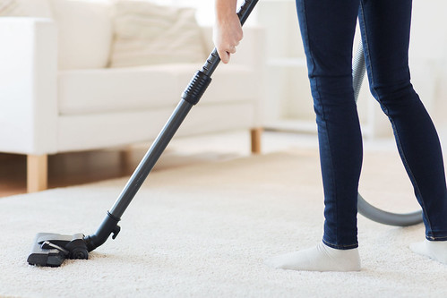 Carpet Vacuum Cleaning