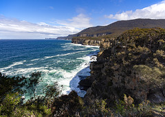 Eaglehawk Neck, Tasmania.