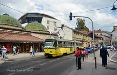 Sarajevo, Ghent trams 2019
