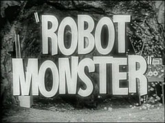 Tiki Bijou : Robo Monser : 1953 : Three Dimension Pictures Inc. : Distributed by Astor Pictures