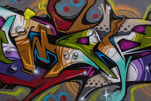 street art (graffiti)