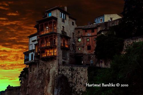 Cuenca - Spanien