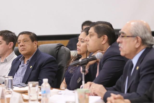 16/10/2019 Comisión De Hacienda Y Crédito Público
