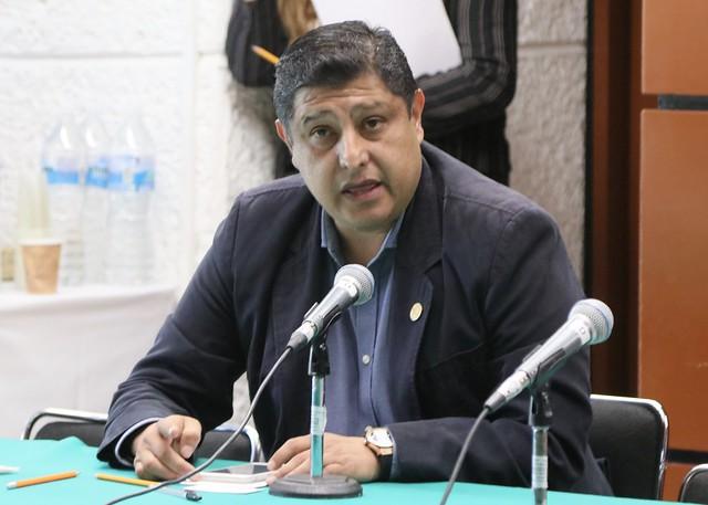 07/10/2019 Reunión de Presupuesto con Universidades convocado por el Dip. Ignacio Campos Equihua
