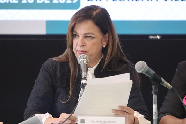 16/10/2019 Foro Dip. Lorena Villavicencio Ayala