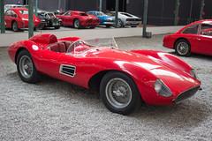 1957 Ferrari Biplace Sport 500TRC