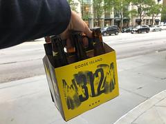 Goose Island IPA Sixpack Bier