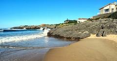 Playas de Cuberris y Antuerta. Cantabria