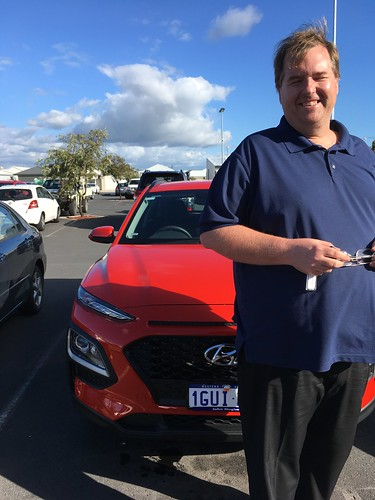 Mike and Rental Car