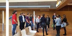 Rencontre des agences d'urbanisme Saône-Rhin-Rhône - visite de l'espace médian du Nord Franche-Comté
