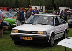 1989 Nissan Bluebird hatchback 1.6 LX