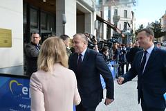 EPP Summit, Brussels, 17 October 2019