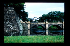 Stone Bridge of the Main Gate  of the Imperial Palace