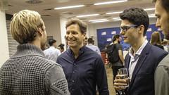 Entrepreneurship Talk with Ambassador Traina