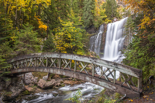 La Grande Cascade et le Pont