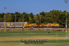 UP 8469 | EMD SD70ACe | NS Memphis District West End