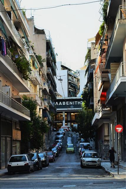 Athén, Görögország III