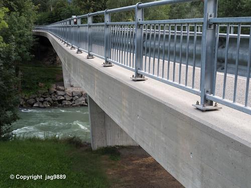 ALB640 Domleschger Road Bridge over the Albula River, Scharans – Sils im Domleschg, Canton of Grisons, Switzerland