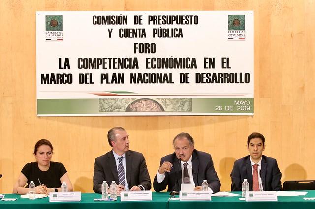 27/05/2019 Foro de Comisión de Presupuesto y Cuenta Pública