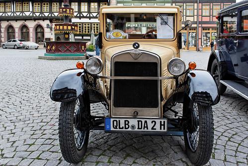 BMW DA 2 Baujahr 1929