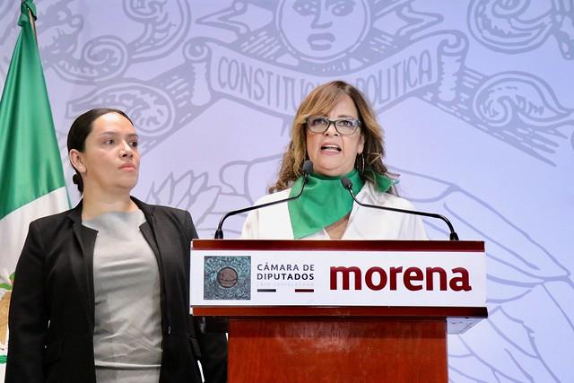 28/05/2019 Conferencia Dip Lorena Villavicencio