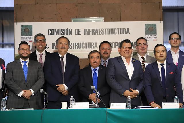 28/05/2019 Comisión de Infraestructura