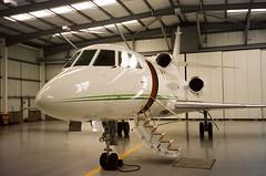 G-JPSI Dassault Falcon 50EX (Sorven Air Ltd) Taken in 2002-2003