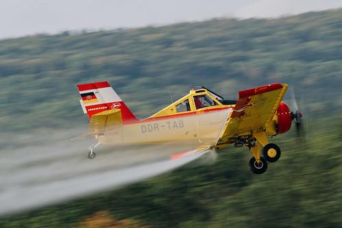 PZL-106 Kruk agricultural aircraft