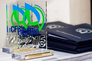 Edição 2015 - Selo CFBio de Qualidade de Cursos de Ciências Biológicas