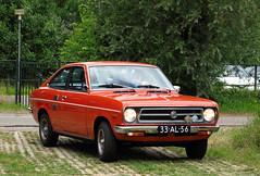 1973 Datsun 1200 Coupé