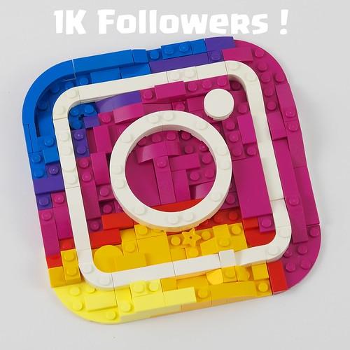 🎇🌟⭐1K Followers !⭐🌟🎇