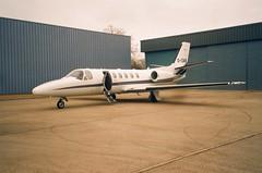 G-IDAB Cessna Citation Bravo 550B (Eurojet Aviation Ltd) Taken 2003