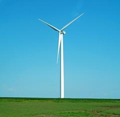 Wind turbine (Adair Wind Farm, Iowa, USA) 5