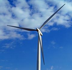 Wind turbine (Adair Wind Farm, Iowa, USA) 8