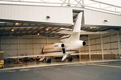 F-GRAX Dassault Falcon-900B (Dassault Aviation SA) Taken 14th Jan 2004
