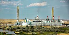 Dave Johnston Power Plant (Glenrock, Wyoming, USA) 2