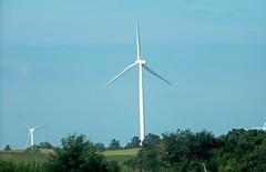 Wind turbines (Adair Wind Farm, Iowa, USA) 7