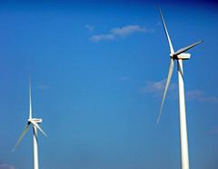 Wind turbines (Adair Wind Farm, Iowa, USA) 4