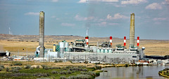 Dave Johnston Power Plant (Glenrock, Wyoming, USA) 1