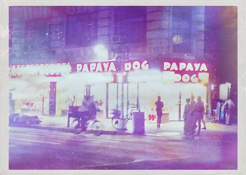 Papaya Dog