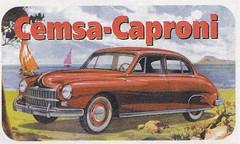 Cemsa Caproni F-11 (1948-49)