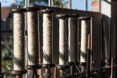 Wool Spinning Mill