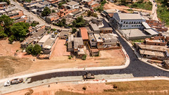 (2019.10.17) Pavimentação Vias no Sapiantã, Drone