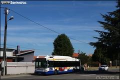 Heuliez Bus GX 317 GNV – Tisséo n°0207