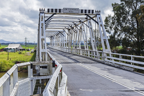 Morpeth Bridge over the Hunter River (2)