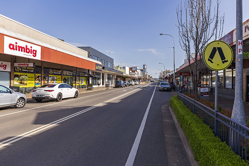 Vincent Street in Cessnock (3)
