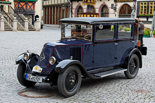 Renault NN2-Berline 1929