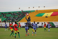 Demi finale (consolation) Guinée vs Liberia