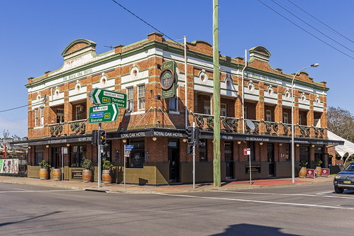 Royal Oak Hotel in Cessnock (1)
