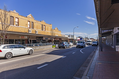 Vincent Street in Cessnock